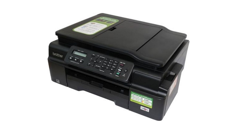 Cara Setting Wireless Brother Printer Brother MFC-J200